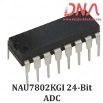 NAU7802 24 Bit Dual Channel ADC