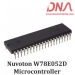 W78E052DDG Nuvoton Microcontroller