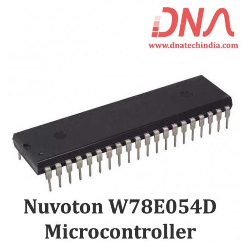 W78E054DDG Nuvoton Microcontroller