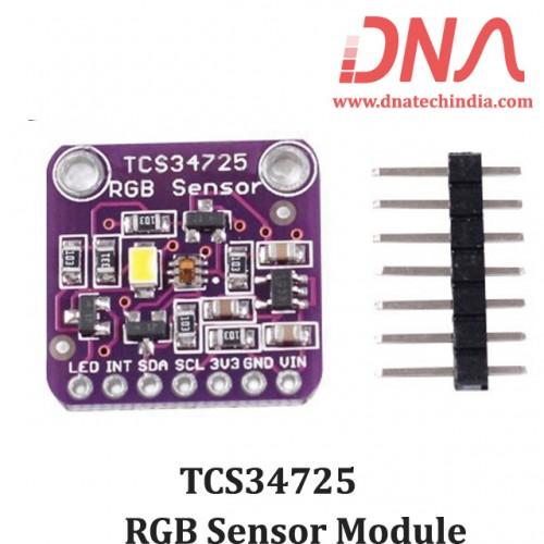 TCS34725 Color Sensor RGB Development Module