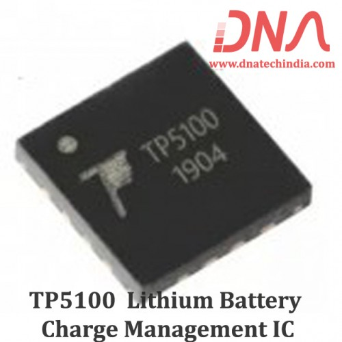 TP5100 Lithium battery charge management IC