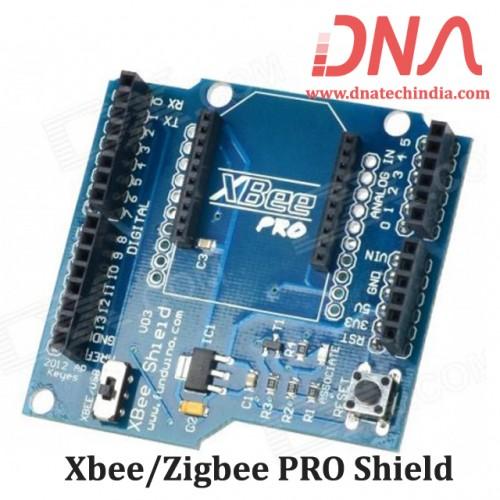 Xbee/Zigbee PRO Shield