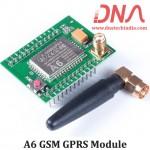 A6 GSM GPRS Module