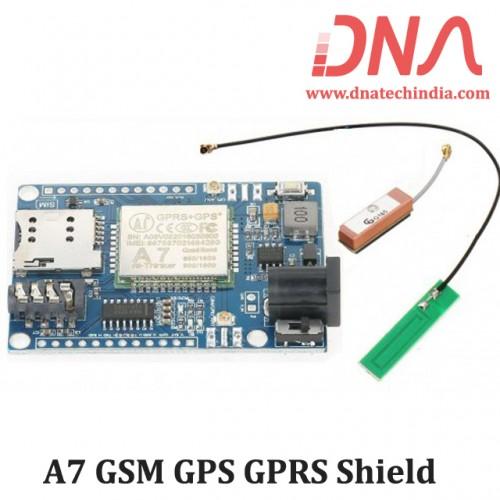 A7 GSM GPS GPRS Shield