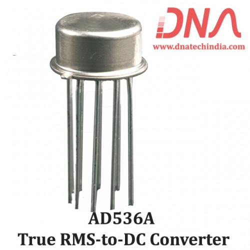 AD536A True RMS-to-DC Converter