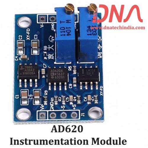 AD620 Instrumentation Module