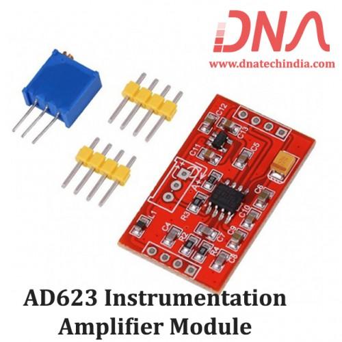 AD623 Instrumentation Amplifier Module