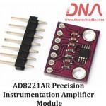 AD8221AR Precision Instrumentation Amplifier Module