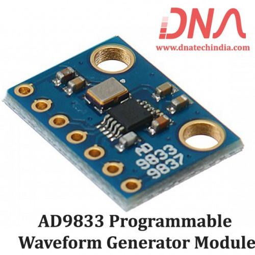AD9833 Programmable Waveform Generator Module