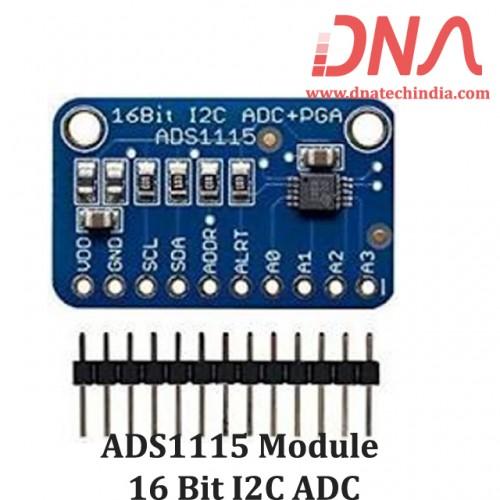 ADS1115 Module 16 Bit I2C ADC