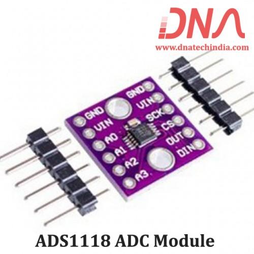 ADS1118 ADC Module
