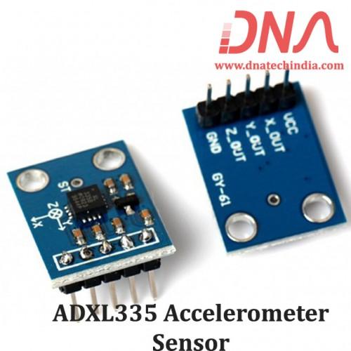 ADXL335 Accelerometer Sensor