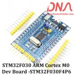 STM32F030 ARM Cortex M0 Dev Board -STM32F030F4P6