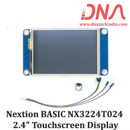 "Nextion BASIC NX3224T024 2.4"" Touchscreen Display"