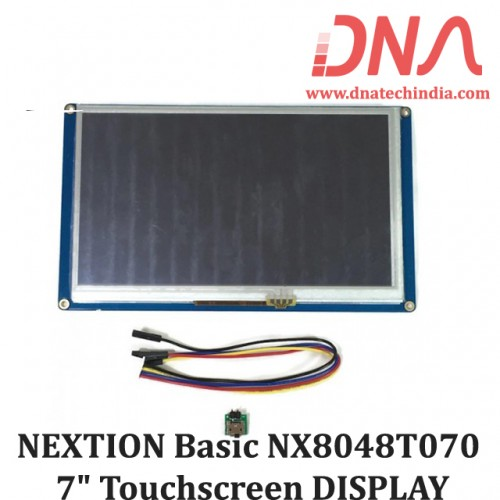 "NEXTION Basic NX8048T070 7"" Touchscreen DISPLAY"
