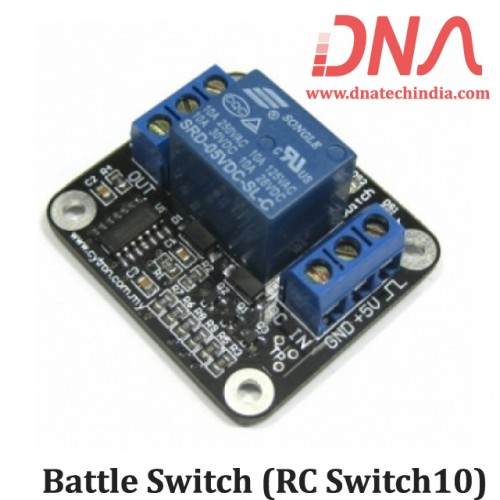 Battle Switch (RCSwitch10)