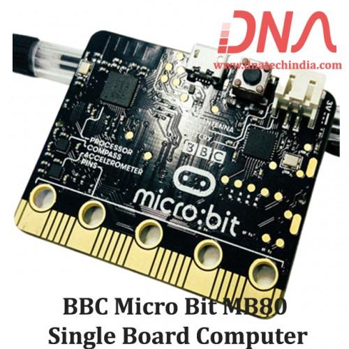 BBC Micro Bit MB80 Single Board Computer
