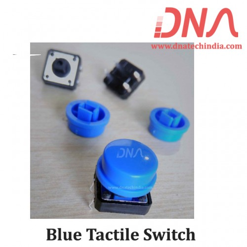 Blue Tactile Switch