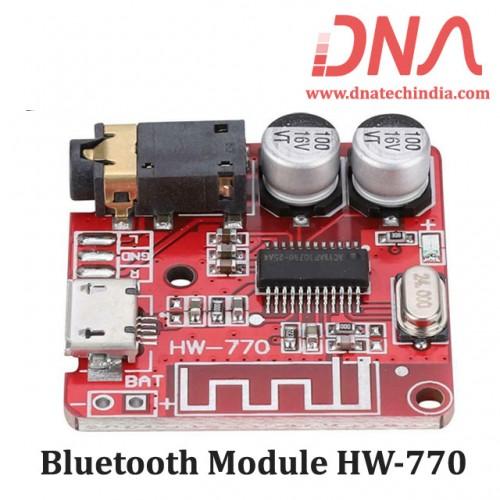 HW-770 4.1 Bluetooth MP3 Decoder Module