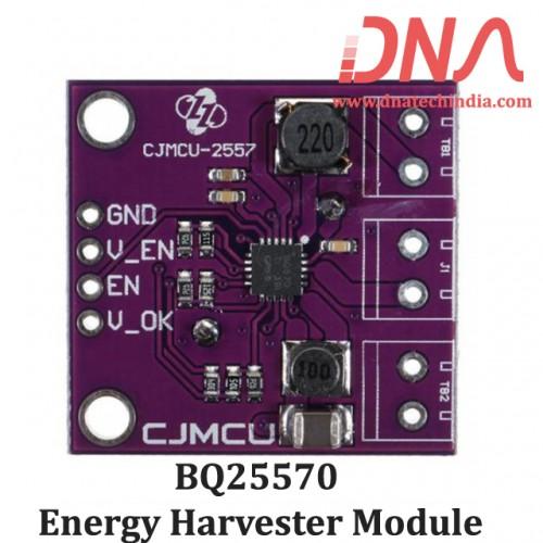 BQ25570 Energy Harvester Module