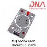 MQ GAS Sensor Breakout Board