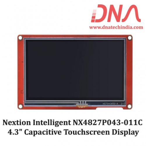 """Nextion Intelligent NX4827P043-011C 4.3"""" Capacitive Touchscreen Display"""