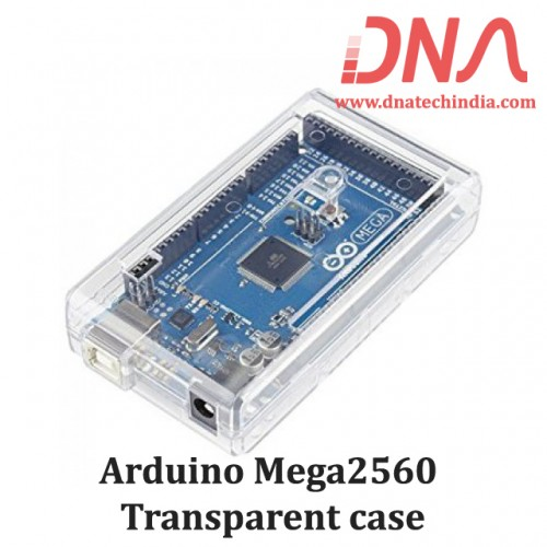 Arduino Mega2560 Transparent case