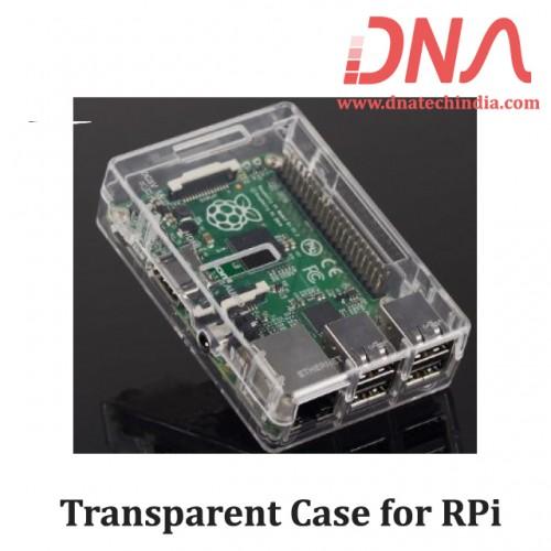 Transparent Case for Raspberry Pi