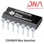 CD4069 Hex Inverter
