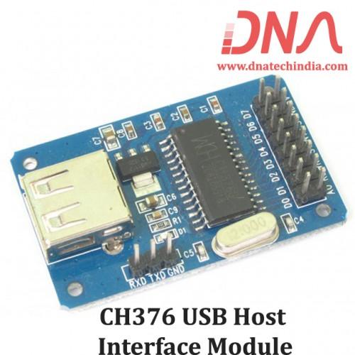 CH376 USB Host Interface Module