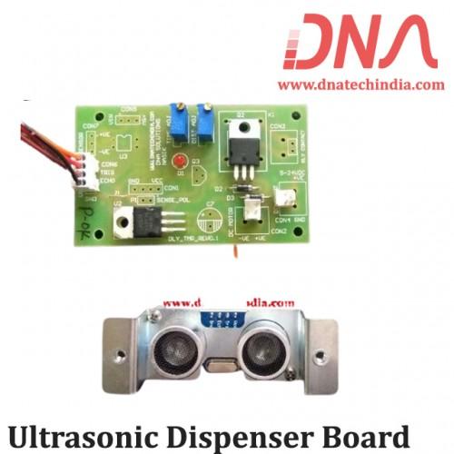 Ultrasonic Dispenser Board 8-24 Volts