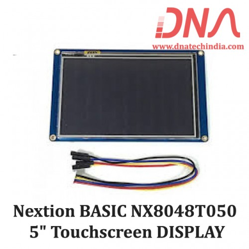"Nextion BASIC NX8048T050 5"" Touchscreen DISPLAY"
