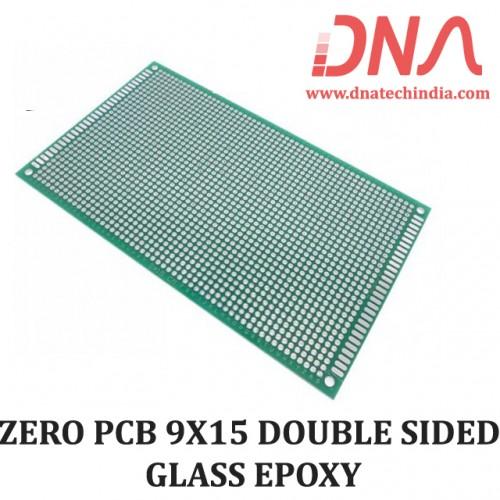 ZERO PCB 9X15 DOUBLE SIDED GLASS EPOXY