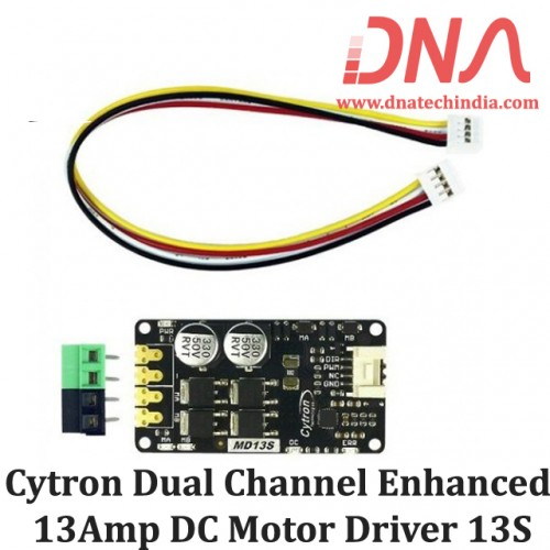 Cytron Dual Channel Enhanced 13Amp DC Motor Driver 13S
