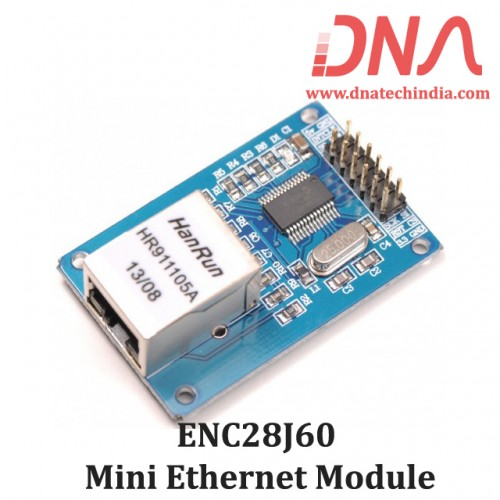 ENC28J60 Mini Ethernet Module