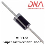 MUR160 Super Fast Rectifier Diode