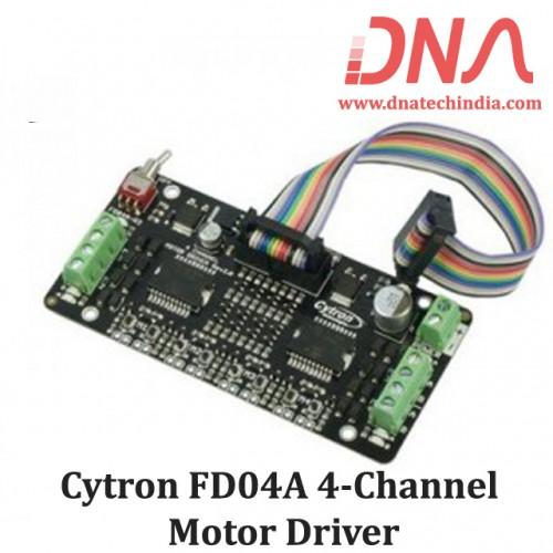 Cytron FD04A 4-Channel Motor Driver
