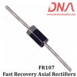 FR107 Fast Recovery Axial Rectifiers Diode