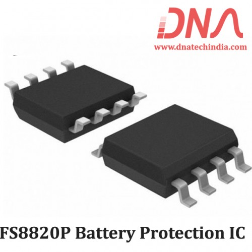 FS8820P Lithium-ion / Polymer Battery Protection IC