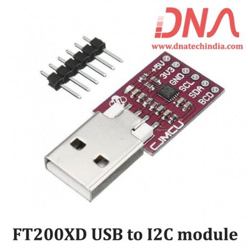 FT200XD USB to I2C module