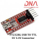 FT232RL USB TO TTL 5V 3.3V Convertor