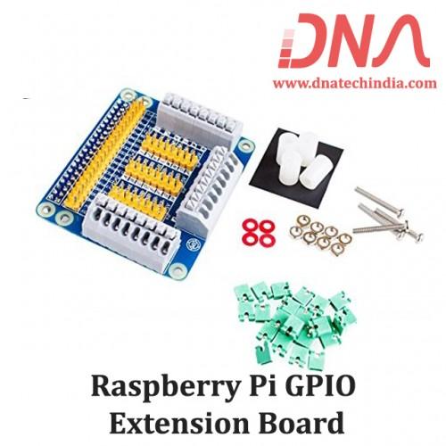 Raspberry Pi GPIO Extension Board