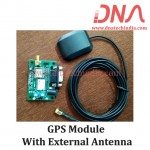 GPS Module With External Antenna