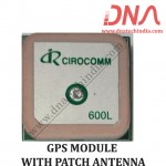 GPS MODULE WITH PATCH ANTENNA