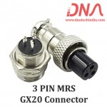 3 PIN MRS GX20 Connector