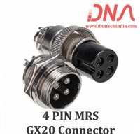 4 PIN MRS GX20 Connector