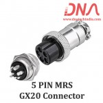 5 PIN MRS GX20 Connector