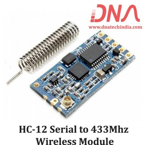 HC-12 Serial to 433Mhz Wireless Module