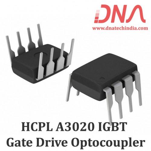 HCPL A3020/A 3020 IGBT Gate Drive Optocoupler