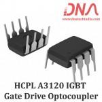 HCPL A3120 IGBT Gate Drive Optocoupler